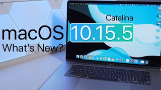 macOS Catalina 10.15.5 is Out! - What's New?