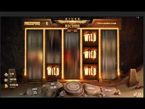 Новый слот NEW Book of Ra 2015 - River of Riches A big win 45,000 in 10 minutes NEW Book of Ra 2015