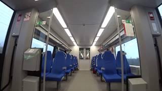 Москва- Питер  на  Ласточке/Moscow-Saint Petersburg on the train