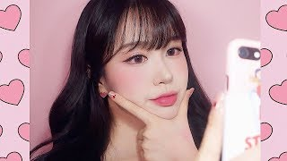 LOVELY PINK CANDY MAKEUP 러블리 핑…