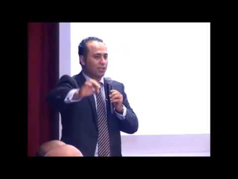 Ghaleb Darabya Keynote speech at Dubai International Financial Center