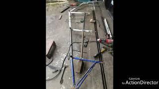 Membuat Sepeda Tandem Tiga