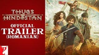 Romanian: Thugs Of Hindostan Trailer   Amitabh Bachchan   Aamir Khan   Katrina Kaif   Fatima