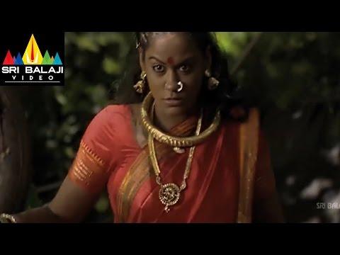 Maisamma IPS Movie Mumaith Khan Killing Minister Scene   Sri Balaji Video