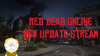 Red Dead Online New Update Stream