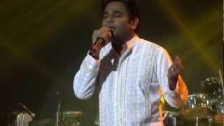 A.R. Rehman Sir's Live concert bpl - swades