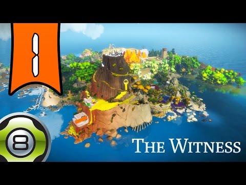 Découverte de ce jeu de réflexion - The Witness FR