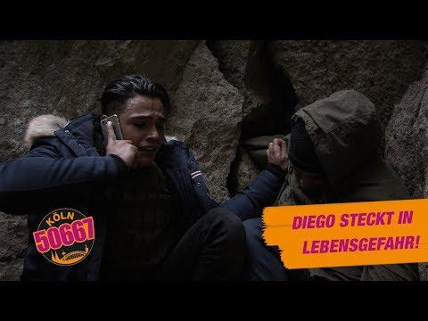 Diego hat Todesangst! #1526 | Köln 50667