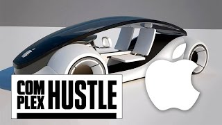 Why Apple's Self-Driving Cars Would Dominate The Game