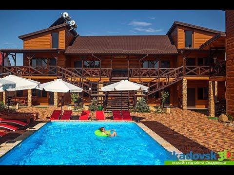 Отдых в Лазурном, мини отель Урожай. Недорогой отдых на море для вашей семьи