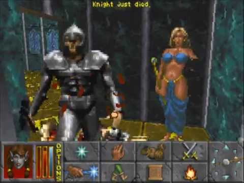 The Elder Scrolls II: Daggerfall - Gameplay