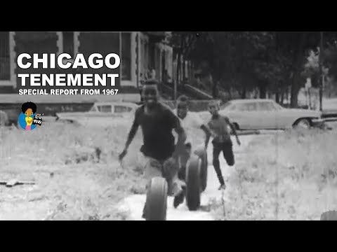 The Tenement 1967 Documentary