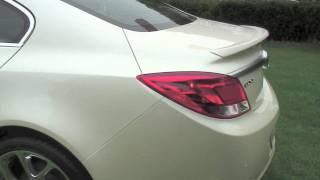 2012 Buick Regal GS Turbo 6 Speed Manual, Detailed Walkaround