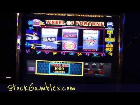 Progressive Slot Winner JACKPOT Slot Machine Wheel Of Fortune Progressive Cash Pay Out Reno Nevada
