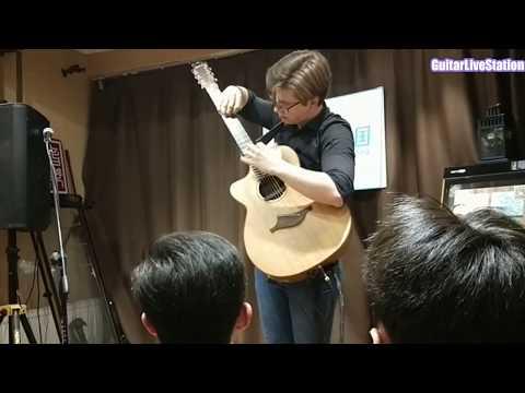 【LIVE】Alexandr Misko ~ God Of Left Hand & A Single Band - Beijing Concert 2019