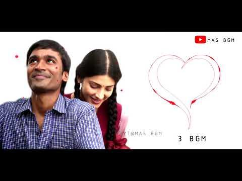 3 Love BGM   Free Download Link👇   Tamil Whatsapp Status   Mas BGM