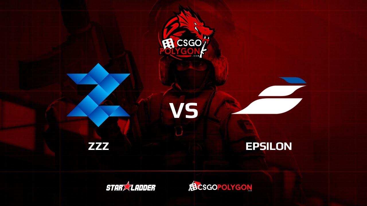 zzz vs Epsilon, overpass, Binary Dragons csgopolygon Season 1