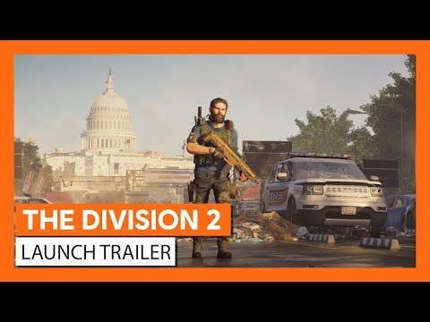 OFFICIAL THE DIVISION 2 - LAUNCH TRAILER