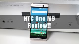 HTC One M9 review - worth getting now?