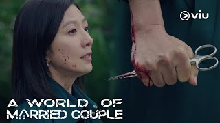 When your world comes crashing | A World of Married Couple Trailer #2 | Kim Hee Ae, Park Hae Joon