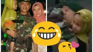 ANAK TNI Gentarkan Banyak NETIZEN !! yang PUNYA KELUARGA TNI pasti ngerasain ini