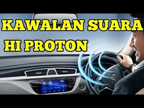 Hi Proton . Proton X70 - Fungsi Kawalan Suara Dari Masa Depan , Canggih Giler. Wow!