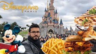 مداهمة ديزني لاند - باريس   Disneyland Food - Paris