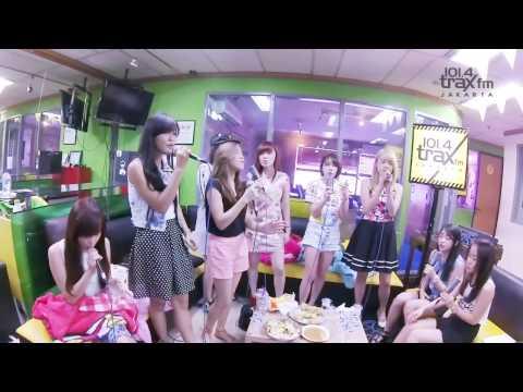 Trax FM #SALMON : Cherrybelle - Diam-diam Suka