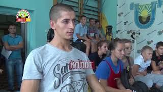 • Чемпионат ДНР по тяжелой атлетике