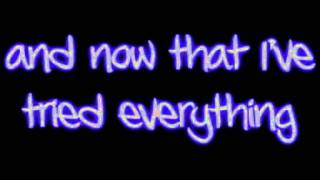 Evanescence- Made Of Stone lyrics (CDQ)
