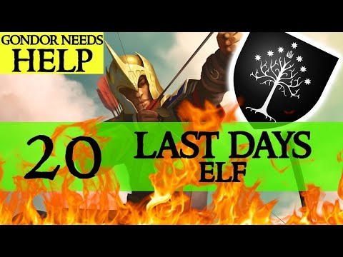 The Last Days 3.5 Warband Mod Gameplay Let's Play Part 20 (GONDOR IN TROUBLE) - 동영상