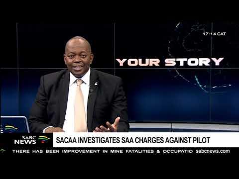 Charges against SAA pilot: Phindiwe Gwebu