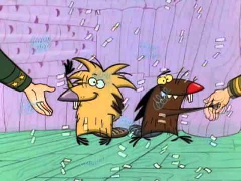 Angry Beavers: I'm Spooty