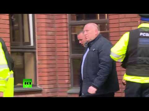 Wayne Rooney appears at Stockport court on DUI charges