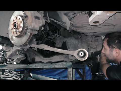 Мотор Audi A4 1.8T после рукожопов. Ремонт, часть 1.