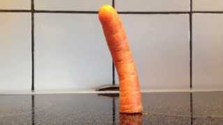 Repeat youtube video Carrot falling over