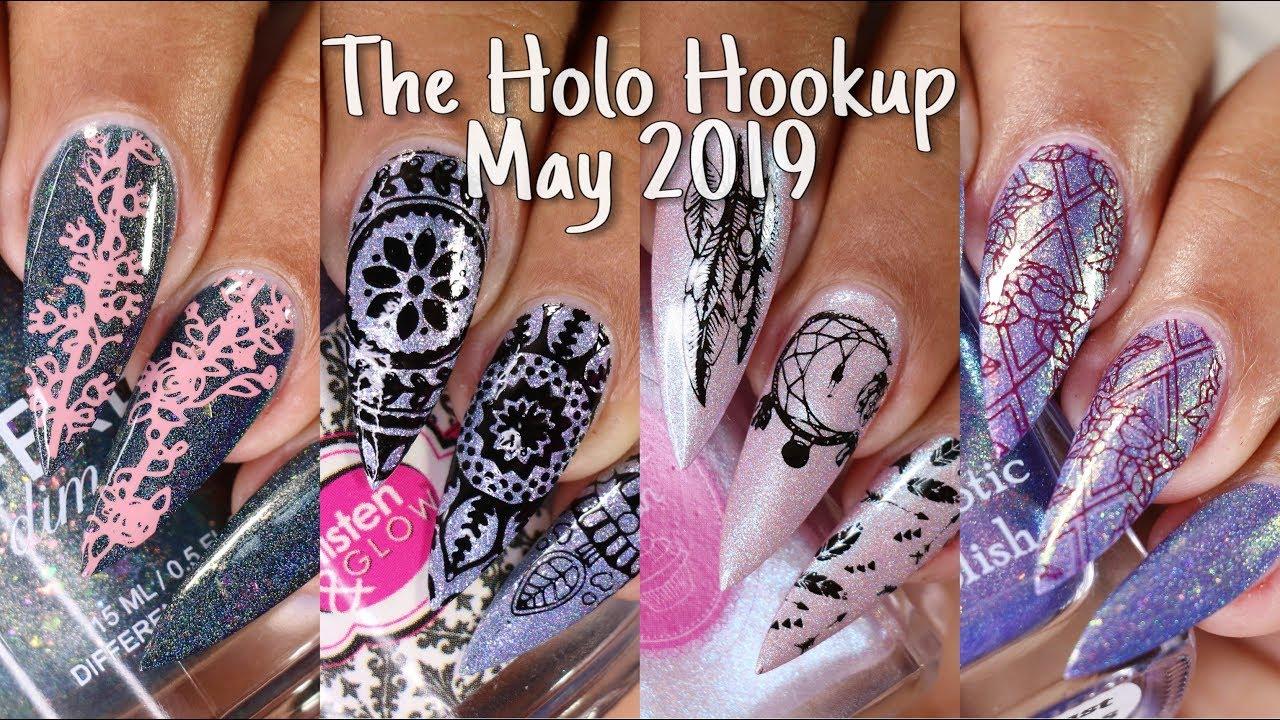 Holo hookup may