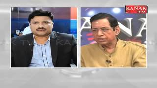 Interview With Pyarimohan Mohapatra