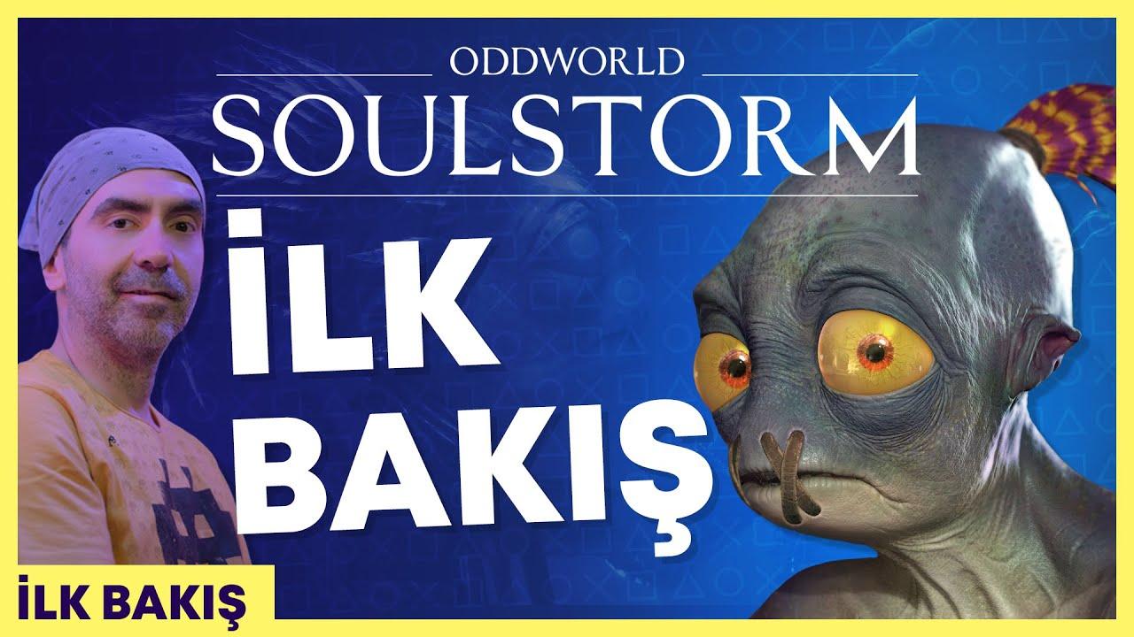 Sıra Dışı Bir Dünya Burası! | Oddworld: Soulstorm İlk Bakış