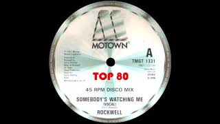 Rockwell Ft. Michael Jackson - Somebody's Watching Me (Extended Mix)
