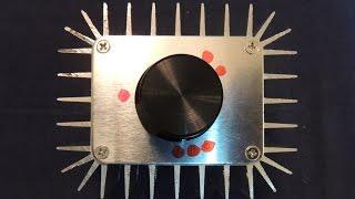 Регулятор температуры для эл. сушилок копорского чая. Tea.(Регулятор напряжения (Р = 4 кВт) становится регулятором температуры в электрической ИК-сушилке для копорско..., 2016-04-13T21:23:20.000Z)