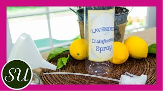 DIY Natural Spring Cleaners | Do-It-Yourself Cleaning Products