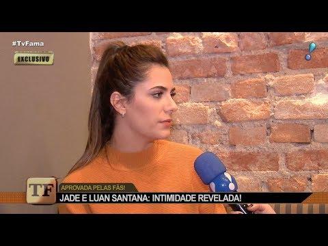 """Jade Magalhães Entrega 'maldades' De Luan Santana: """"Colocou Sabão Na Minha Boca"""