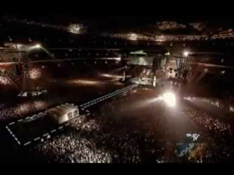 foo fighters - best of you - live world stage