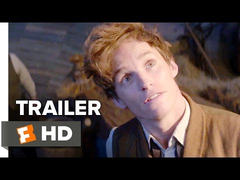 Thumbnail: Fantastic Beasts and Where to Find Them Official Trailer 2 (2016) - Eddie Redmayne Movie