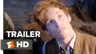 fantastic beasts and where to find them official trailer 2 2016 eddie redmayne movie