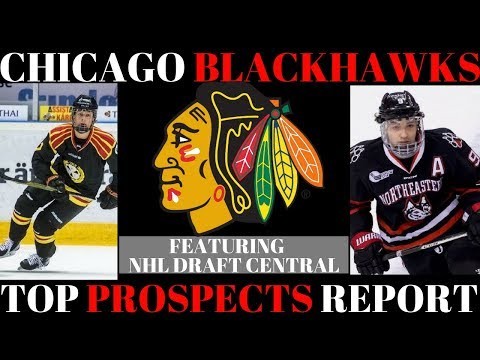 TOP NHL PROSPECTS 2018 - CHICAGO BLACKHAWKS