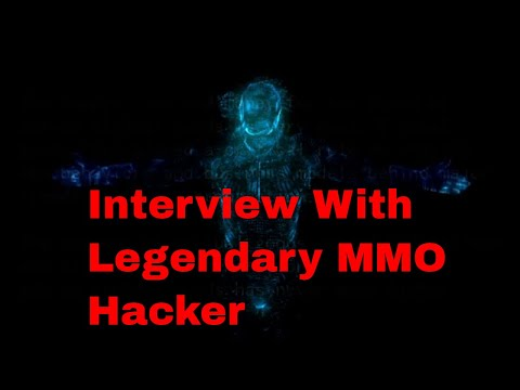 Interview With MMO Hacker