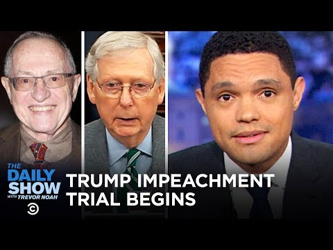 Trump's Senate Impeachment