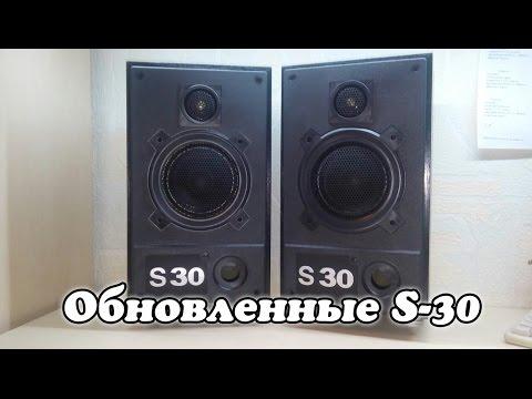 Радиотехника S-30: восстановление и доработка
